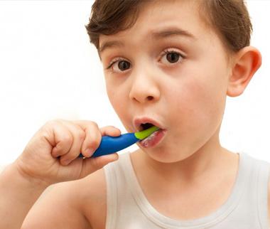 Sai come si lavano i denti?